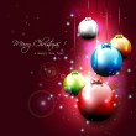Luxury Christmas background — Stock Vector