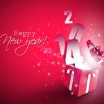 Happy New Year 2014 — Stock Vector #35082679