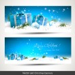 Christmas banners — Stock Vector #35149625
