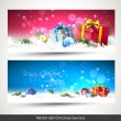 Christmas banners — Stock Vector #35835207