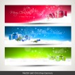 Christmas banners — Stock Vector #36823341