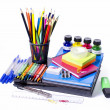 School supplies — Stock Photo #40774915