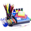 School supplies — Stock Photo #40774939
