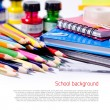 Foto de Stock  : School background