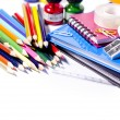 School supplies — Foto Stock #40775041