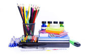School supplies — Stock fotografie