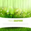 Easter background — Stock Vector #43429451