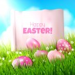 Easter background — Stock Vector #44751091