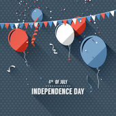 Independence day — Vector de stock