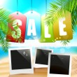 Summer sale — Stock Vector #49321825
