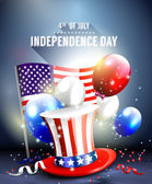 Independence day — Stock Vector