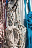 Nautical rope 1 — Stock Photo