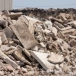 Stock Photo: Concrete recycling