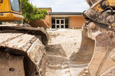 School renovation — Stock Photo
