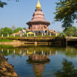 Buddhism temple from Thailand — Stok Fotoğraf #38040417