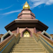Стоковое фото: Buddhism temple from Thailand