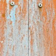 Orange rusty color wall for background user — Stock Photo