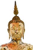 Isolated image of buddha — Stock Photo