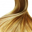 Highlight hair texture background — Stock Photo