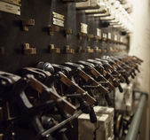 Engine room — Stock Photo