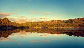View of a lake — Stock Photo