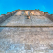 Church Tower looking up — Stockfoto