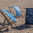 Deckchairs — Stock Photo #24341313