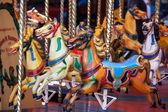 Geschilderde paard — Stockfoto