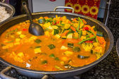 Vegetable curry — Stock Photo