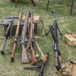 Ww2 guns — Stock Photo #29715135