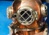 Diving Helmet — Stock Photo