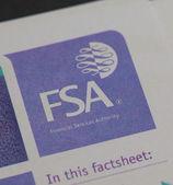 FSA and FCA — Stock Photo