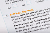 Self Employed — Stock Photo