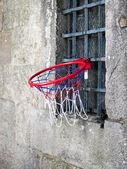 Canestro da basket — Foto Stock