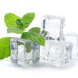 Cold ice — Stock Photo