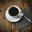 Coffee on table - Foto de Stock