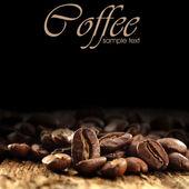 čerstvá káva — Stock fotografie