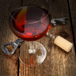 Glass of wine — Stock Photo #12405182