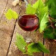 Red wine — Stock Photo #12486659
