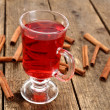 Red tea — Foto Stock