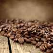 Coffee grains — 图库照片