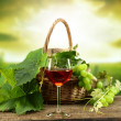 red wine&quot — Stock Photo #13076968