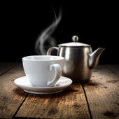 Hot drink — Stock Photo
