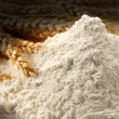 White flour — Stockfoto