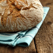 Smell of fresh bread — Stock Photo