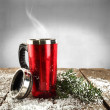 Red cup — Stock Photo #18532161