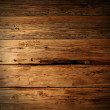 Worn wooden wall — Stock fotografie