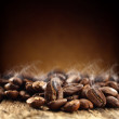 Coffee grains — Stock Photo #18592953