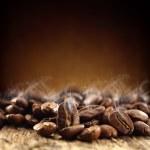 Coffee grains — Stock Photo #18592953