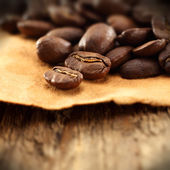 Decoration of coffee — Stock Photo